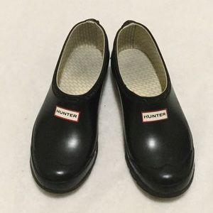 Hunter Original Clogs Rubber Rain Boots